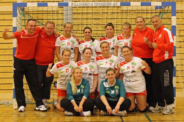 handball kvinner norway